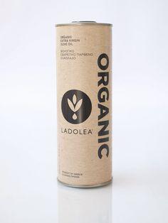 LADOLEA Organic Extra Virgin Olive Oil - Tin - Delicate - Patrinia Variety (500ml)