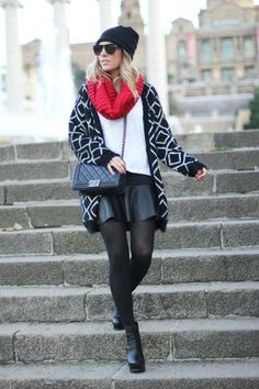 knit cardigan-outfit blogger Barcelona-Monica Sors-6