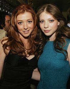 Alyson and Michelle