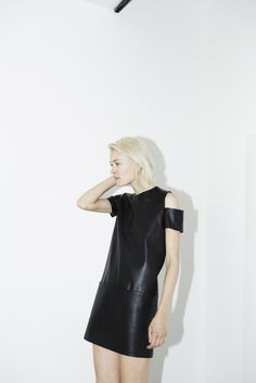 Markoo Black Kasha Dress