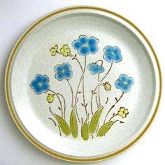 stoneware japan dinnerware vintage stoneware dinner plates highland flowers japan 1970s japanese ceramics dinnerware