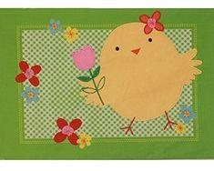 Blossoms & Blooms Boutique Spring Chick Placemats Set of 4 Blossoms & Blooms http://www.amazon.com/dp/B00P138FIK/ref=cm_sw_r_pi_dp_szMVub07ZRJ9Y