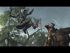 Assassin's Creed III Gameplay. YES!