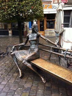 Leuven: De kotmadam