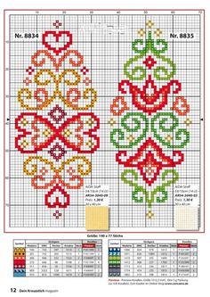 Cross Stitch Borders, Cross Stitch Designs, Cross Stitching, Cross Stitch Embroidery, Cross Stitch Patterns, Hand Embroidery Flowers, Hand Embroidery Designs, Embroidery Patterns, Cross Stitch Christmas Ornaments