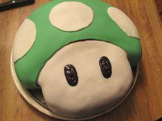 Awesome Edible Super Mario Bros. Cakes | I Can Has Internets