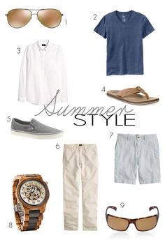 casual yet sophisticated men's styles for summer | maisondepax.com