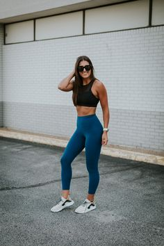Weekly Workout Routine: Staple Sports Bra | A Southern Drawl