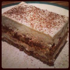 #tiramisu #dessert #bertuccis --> Instagram photo by @deirdremarielewis (deirdremarielewis) | Statigram