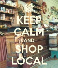 Keep Calm & Shop Local, small business, support local. Visit the Better Half! Small Business Quotes, Small Business Saturday, Small Quotes, Business Signs, Buy Local, Shop Local, Dust Collection, Visual Merchandising, Support Local Business