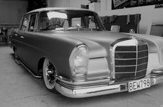 Mercedes W114, Mercedes 220, Custom Mercedes, Mercedes Models, Mercedes Benz Cars, Defender Car, Classy Cars, Classic Mercedes, Maybach
