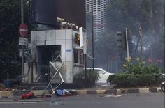 Jakarta Police: Several Blasts, gunfight in Indonesian capital; at least three dead, Active Shooter - http://conservativeread.com/jakarta-police-several-blasts-gunfight-in-indonesian-capital-at-least-three-dead-active-shooter/
