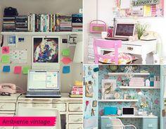 Ideias de decoração para a mesa do computador - Tech Girls - CAPRICHO