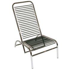 Sandow Chair by René Herbst