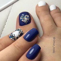 Christmas Nail Designs - My Cool Nail Designs Nail Art Designs, Pedicure Designs, Christmas Nail Designs, Christmas Nails, Toe Nail Art, Acrylic Nails, Pretty Toe Nails, Diva Nails, Feet Nails