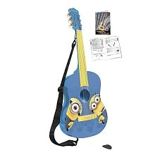 La guitarra de los Minions