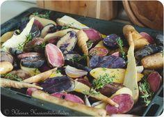 Kartoffeln ~ Pastinaken ~ Maronen