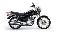 Yamaha YBR125 Custom 2012