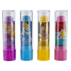 Disney Princess 4 Pack Lip Balm with Light Up Mirror Image 2 of 3 Little Girl Toys, Cool Toys For Girls, Baby Girl Toys, Disney Princess Room, Disney Princess Makeup, Barbie Doll Set, Barbie Toys, Diy Unicorn Cake, Makeup Kit For Kids