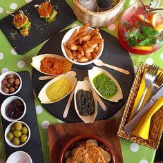 Bar Celoneta Sangria Bar | Vegan & Vegetarian