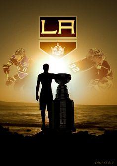 Sunset Cup La Kings Stanley Cup, Ontario Reign, La Kings Hockey, Pretty Pictures, Pretty Pics, I Love La, La Art, King Baby, Los Angeles Kings