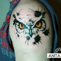 Búho #owltattoo #owl #buho #tatuaje #iristattoo #buenosaires #argentina #palermo
