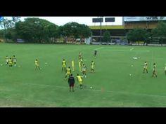 Activación con pases dinámicos (Ejercicio práctico fútbol)