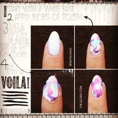 batik printing style #nails #nail #nagellack #style #cute #beauty #beautiful #pretty #pretty #girl #girls #stylish #sparkles # styles #glitter #glitzer #nailart #art #opi #essie #essieliebe #dior #chanel #polish #nailswag #tutorial #DIY