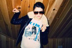 Best shirt ever... Kim Mitchell rocks!