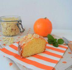 Orange almonds cake #ricetteaquadretti #thisishome