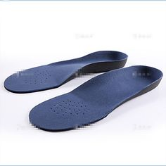 Silicon+Insoles+&+Accessories+for+Insoles+&+Inserts+Blue++A+Pair+–+CAD+$+6.94