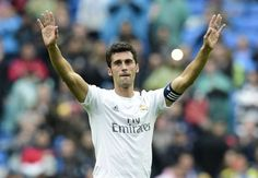 Pique: Arbeloa deserved his send-off