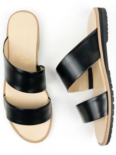 b6107713348713 Shop Vegan Two Strap Sandals in black for women at Will's Vegan Store |  SUSTAINABLE /