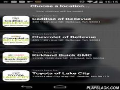 See.Drive.Smile. DealerApp  Android App - playslack.com ,  Smith Auto Group - A Common Name, Not a Common Buying Experience.Now, we are proud to bring you our very own DealerApp! Some of the things our app can do for you are: - Search Vehicle inventory using an Intuitive, fast, and easy to use system specifically designed for the app.- Postboard messages and Notifications to alert you of specials, coupons, and announcements. Notifications are catered to your individual needs and can include…