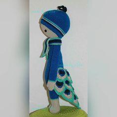 anaraabe:: #maschenraabebyana #häkelnisttoll #häkeln #crochet #lalylaland #lalylala #peacock # #wollsüchtig #handmade #amigurumi