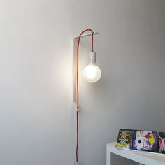 lampada da parete Stylux Designobject Light