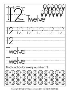 Students work on preschool math skills with this free Summer Numbers printable set. Covers numbers with number formation skills, counting, writing, tracing, number words and more. Number Words Worksheets, Number Worksheets Kindergarten, Preschool Workbooks, Numbers Preschool, Tracing Worksheets, Learning Numbers, Kindergarten Writing, Writing Numbers, Preschool Math