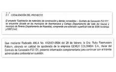 Vía @ModaPolitica  : Cartago al Borde de la Destrucción Minera (