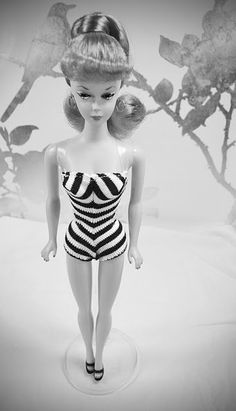 Vintage Barbie - the real thing