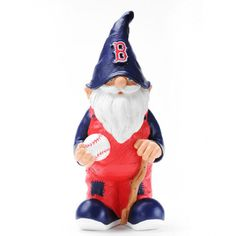 Red Sox Gnome - Reluctantly giving them another chance.