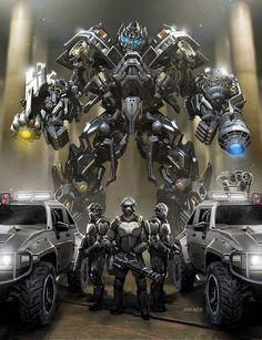 Ironhide Imagen de google