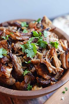 Crock Pot Carnitas T
