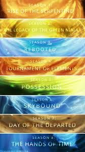 Ninjago - Seasons 1-8
