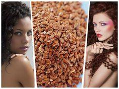 El remedio más natural contra el frizz 1 cucharada de semillas de linaza 1 taza de agua