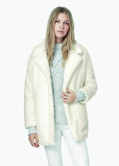 beyaz moda kış stil