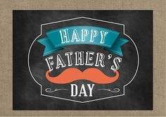 Happy Fathers Day Photos, Fathers Day Pictures, Fathers Day Wallpapers, Father's Day Printable, 2017 Wallpaper, I Love My Dad, Diy Chalkboard, Paper Crafts, Printables