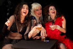 """O Teatro Café Pequeno apresenta de 17 de janeiro a 8 de fevereiro a peça """"Cabaré Foguete"""", com entrada a R$ 30."""