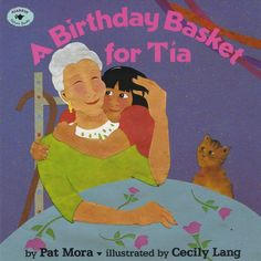 Image result for a birthday basket for tia book creative curriculum