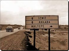 Maltepe - E5 Oto yolu - 1967