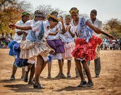 Tsonga dance